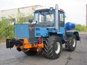Маневровый тягач КРТ-1 локомобиль