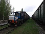 Тяговый модуль вагонов КРТ-1 локомобиль