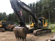 Гусеничный экскаватор Volvo EC290BLC